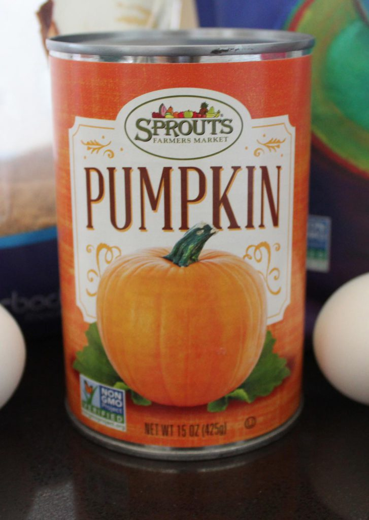 It all starts with this stuff. What fall dreams are made of. See my note on pumpkin puree cross contamination issues.