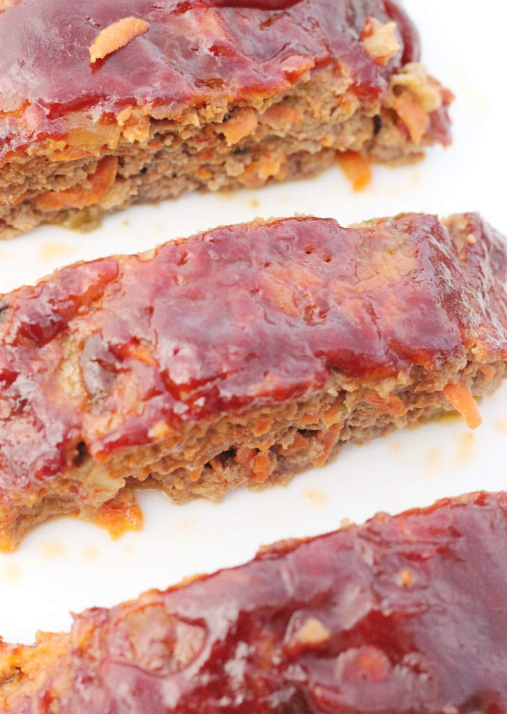 Not your Grandma's meatloaf. Though I'm sure hers is awesome.